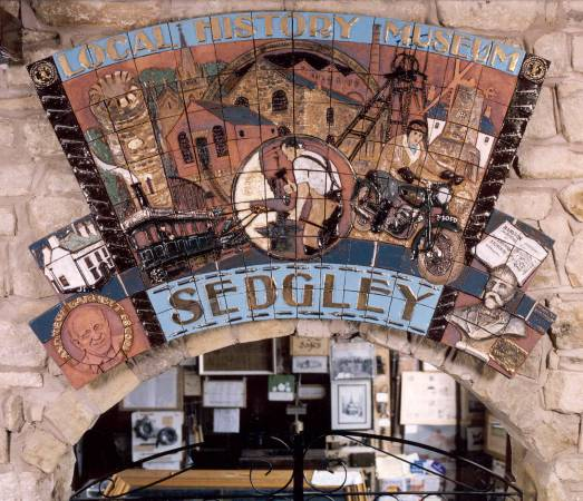 Sedgley Local History Museum Mural